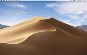 desktop macos mojave