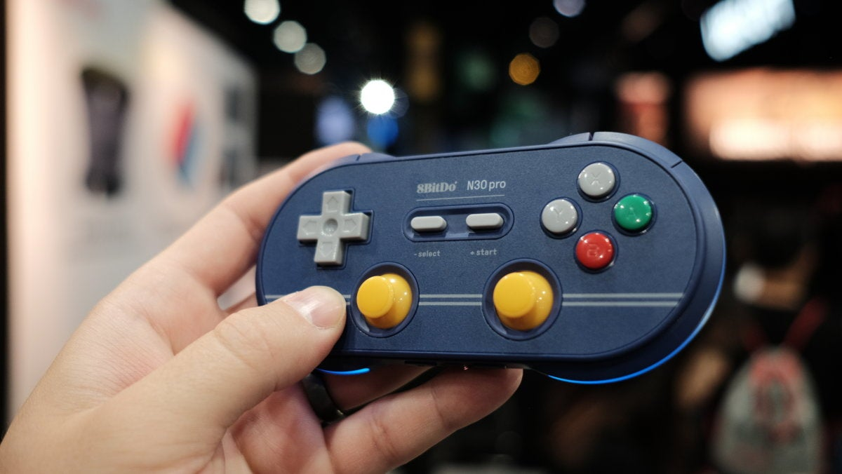 Hands-on: 8BitDo refines its modern take on Nintendo-style retro
