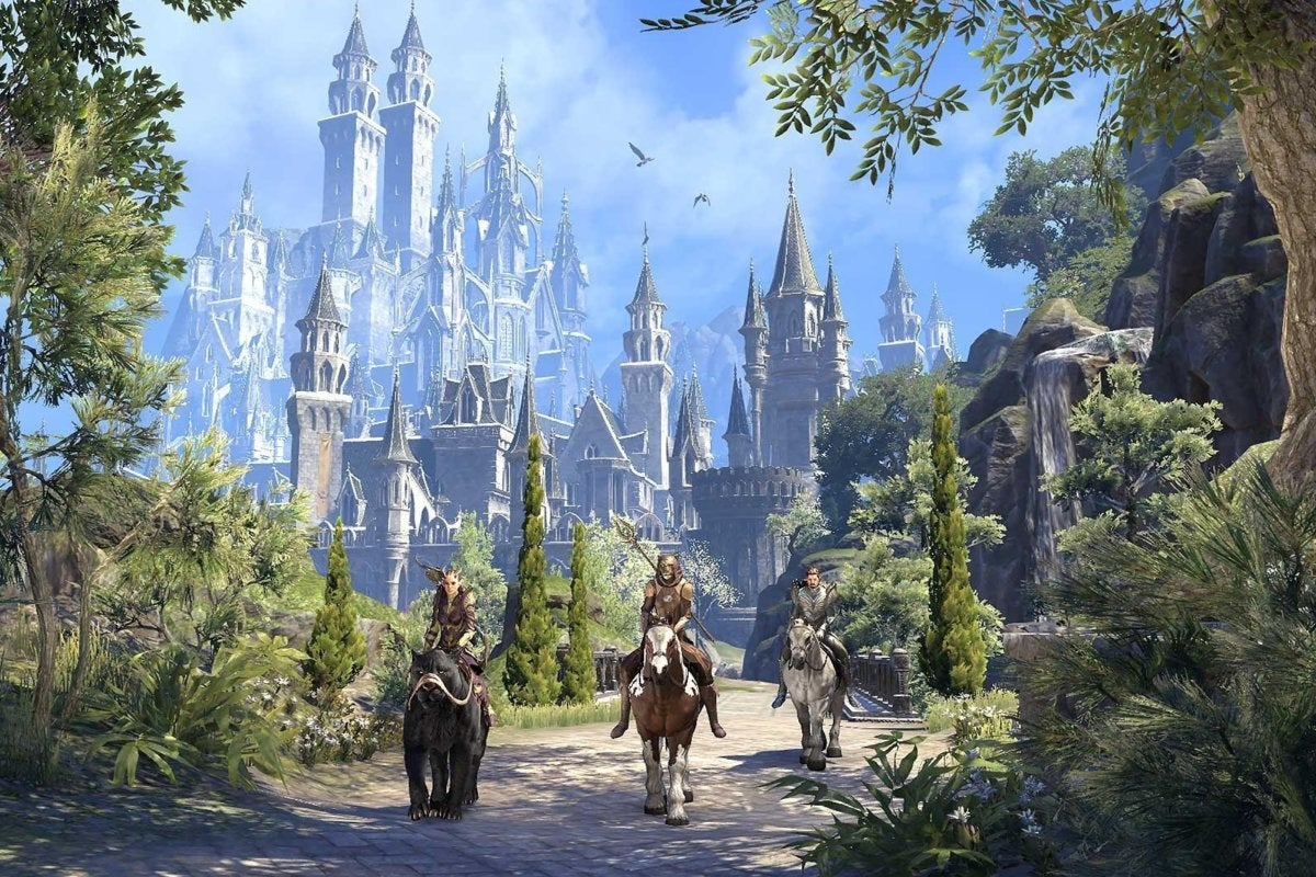 The Elder Scrolls Online: Summerset review: Don't leave this