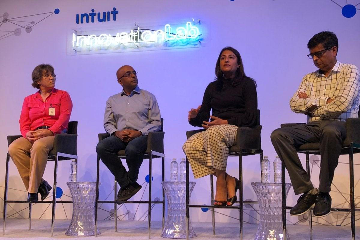 fintech intuit innovation lab panel