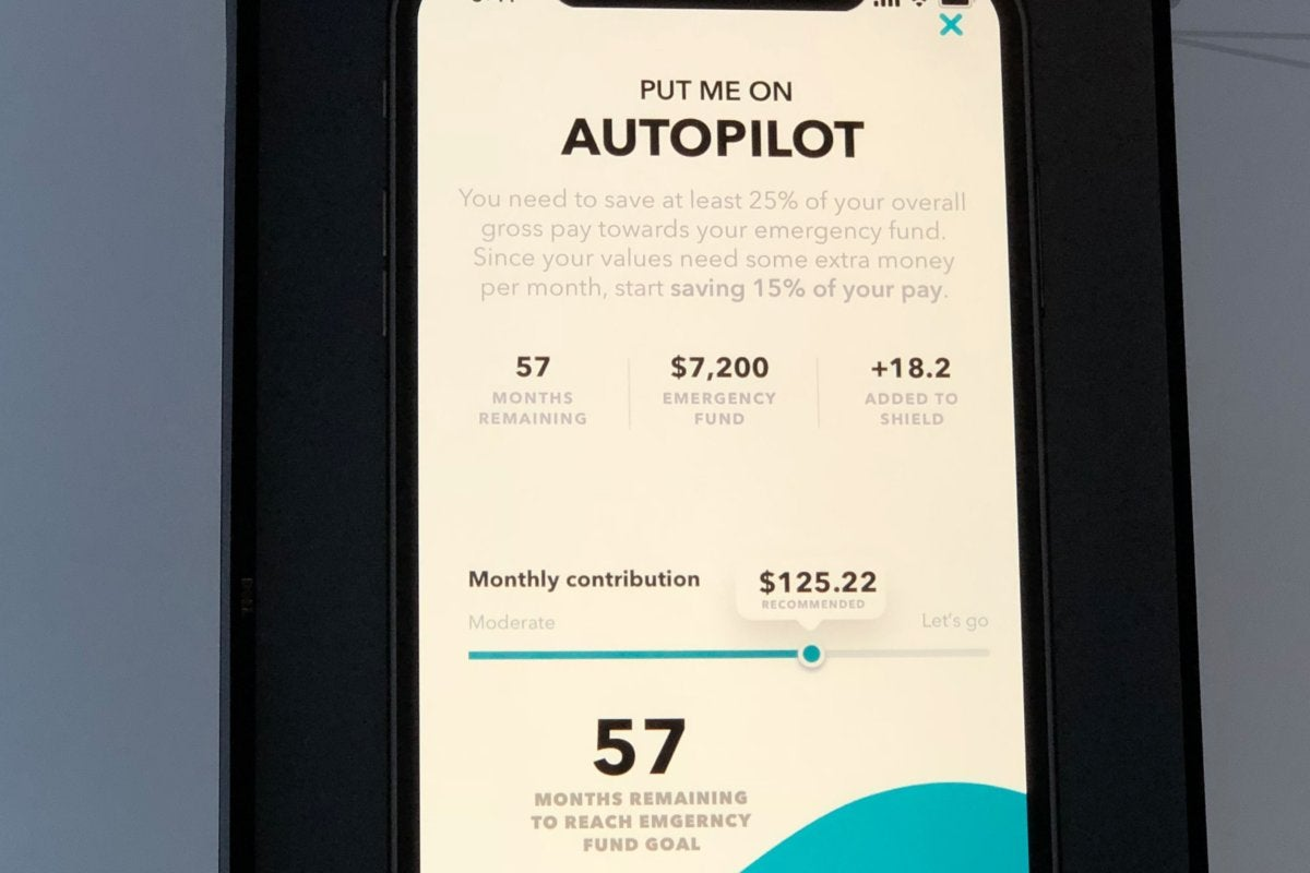 fintech intuit innovation lab shield app autopilot