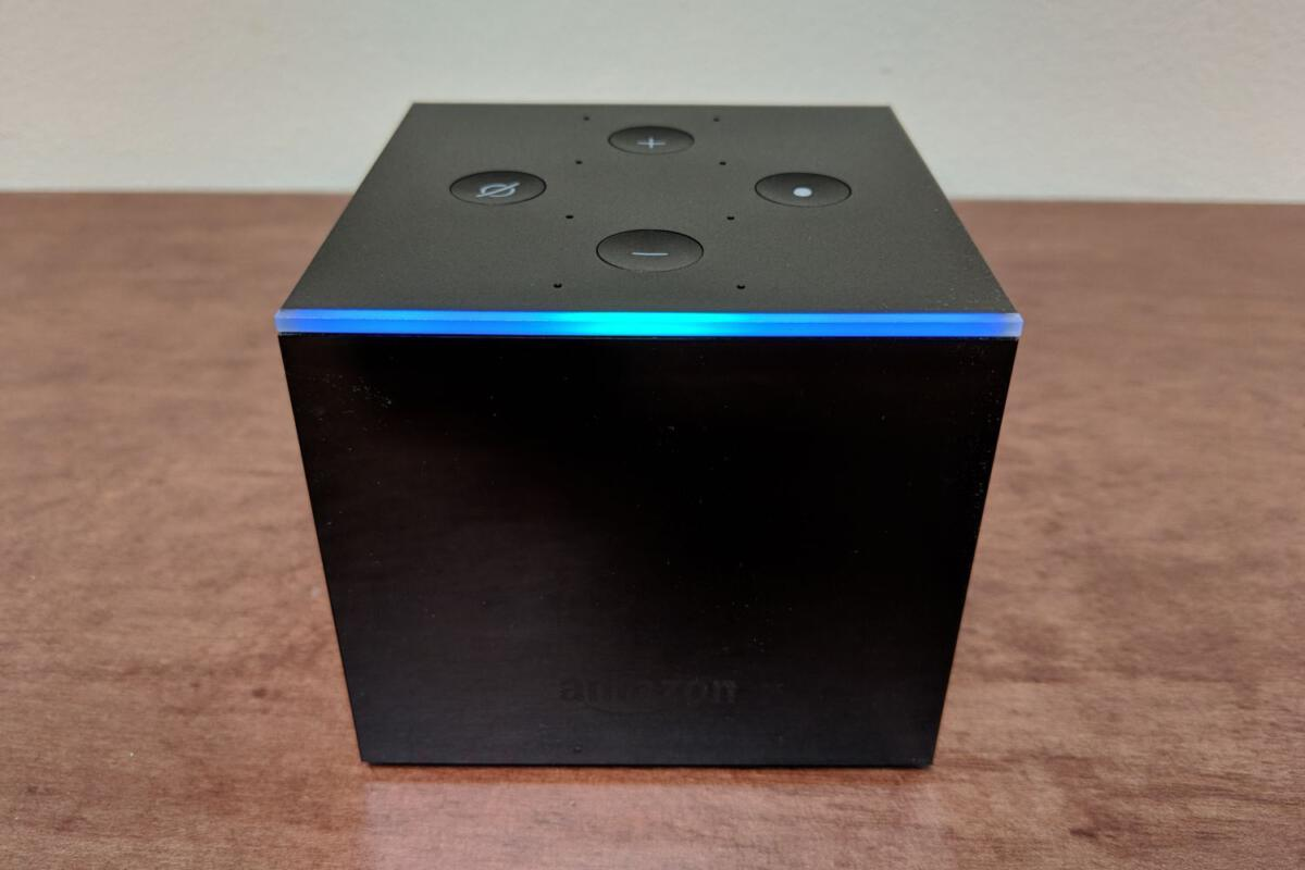 Amazon Fire TV Cube review: Neat hardware, but Alexa can't