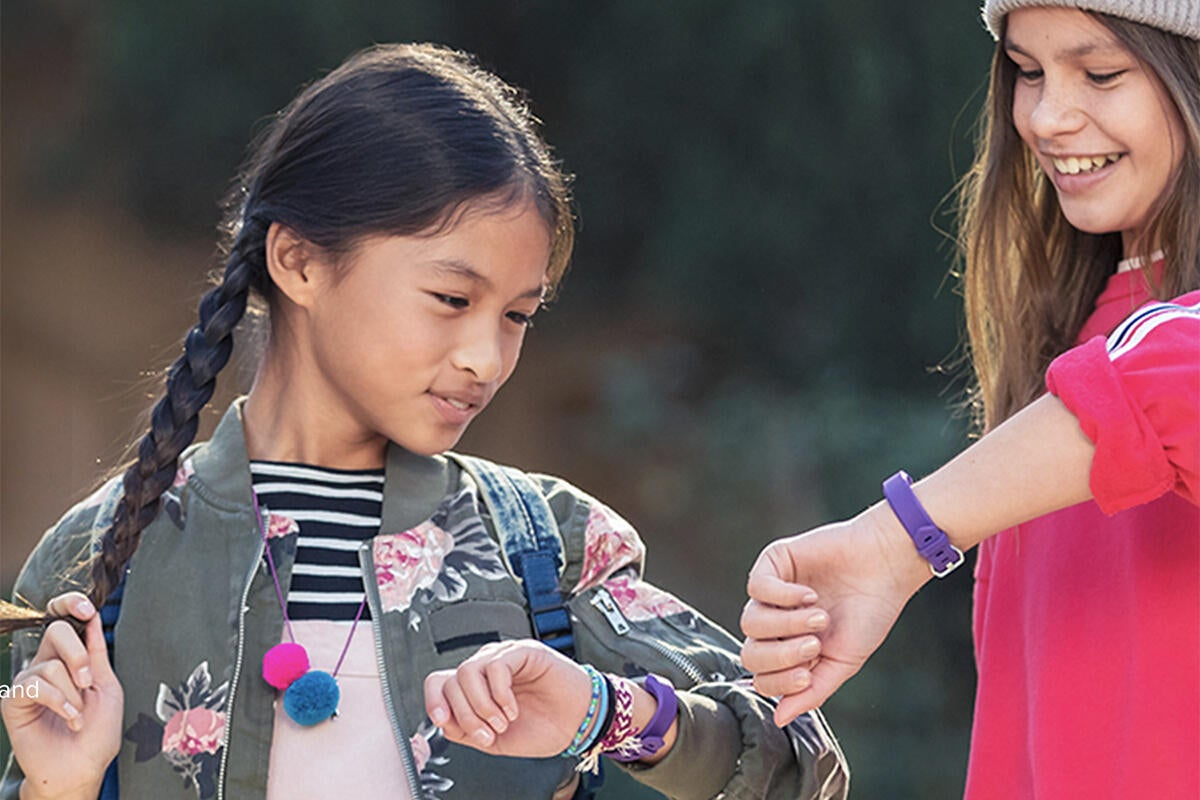 photo image Fitbit's Ace tracker for kids could be the ultimate weapon in the fight against smartphone addiction