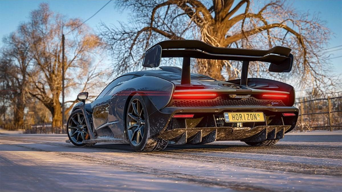 Forza Horizon 4 Hands On A Song Of Ice And Tires Pcworld