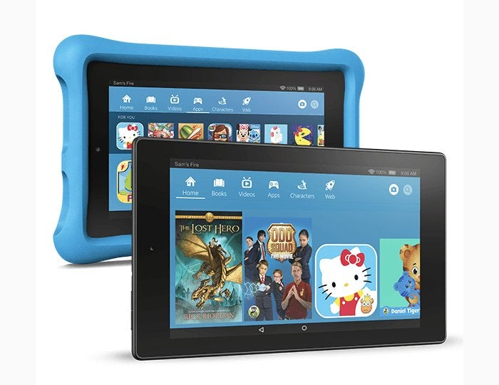 freetime unlimited fire tablet