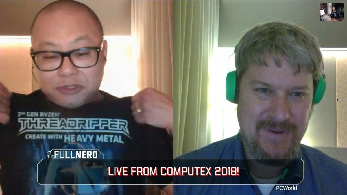 full nerd computex