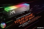 Gigabyte gets into RAM with Aorus RGB Memory