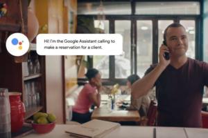 google duplex call
