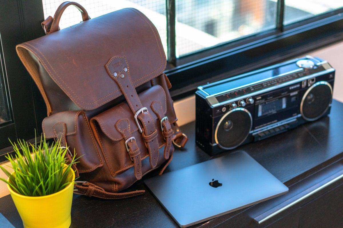 Saddleback Thin Front Pocket Backpack