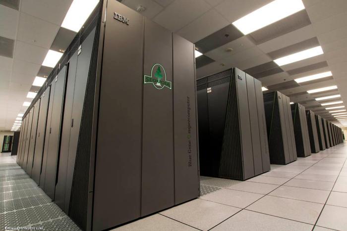IBM Sequoia is a petascale Blue Gene/Q supercomputer