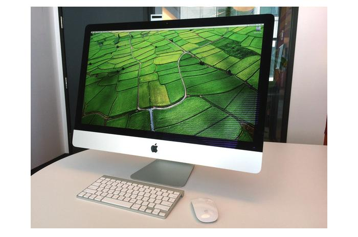 Amazon's one-day sale on this 27-inch iMac gets you glorious 5K Retina for $850 off