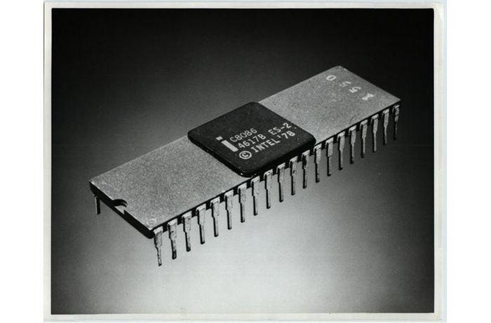 Birth of a standard: The Intel 8086 microprocessor | PCWorld
