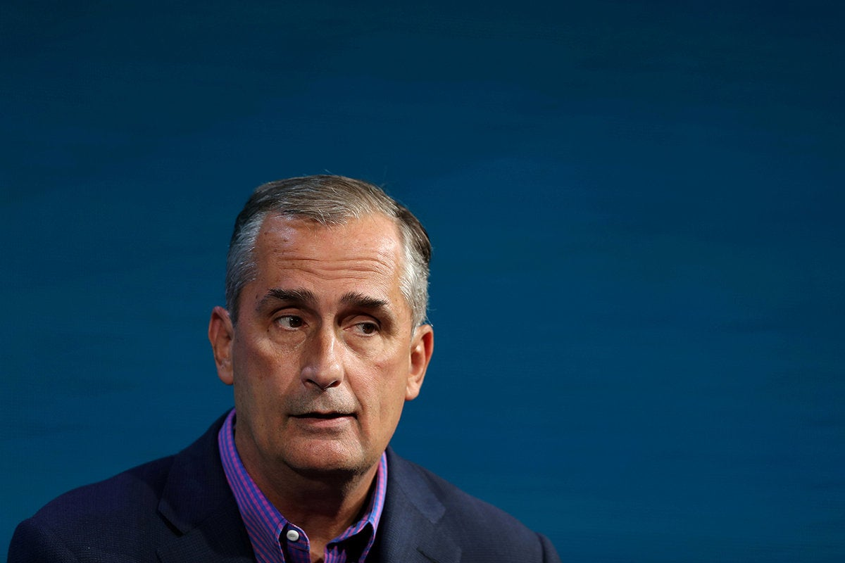 Krzanich's resignation the right move, but a loss for Intel's diversity efforts