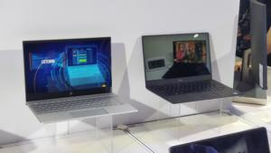 intel low power displays hp dell