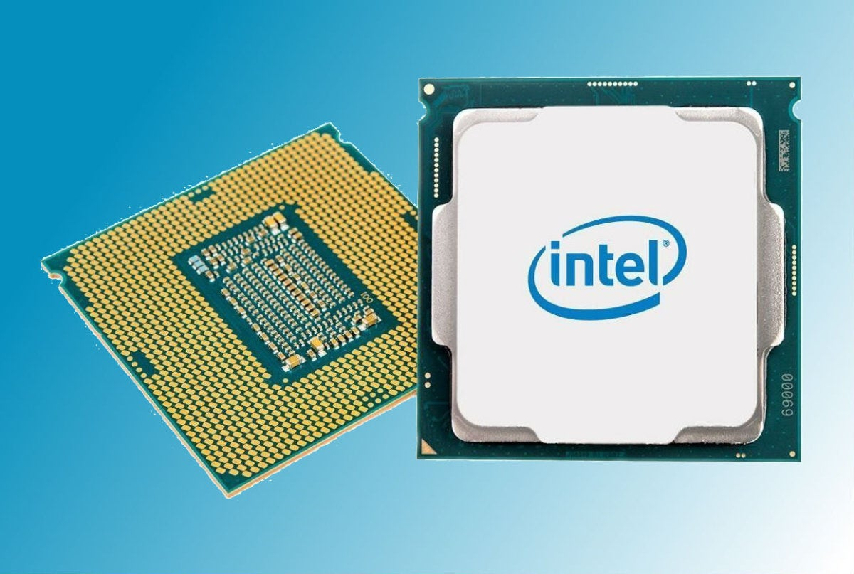 intel generic cpu background