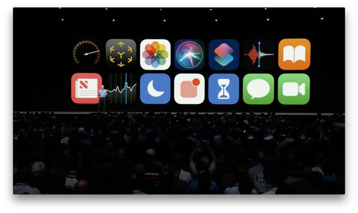 ios 12 apps