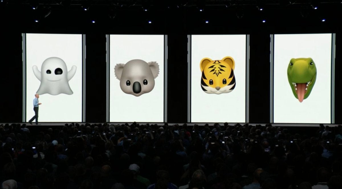 ios12 animoji