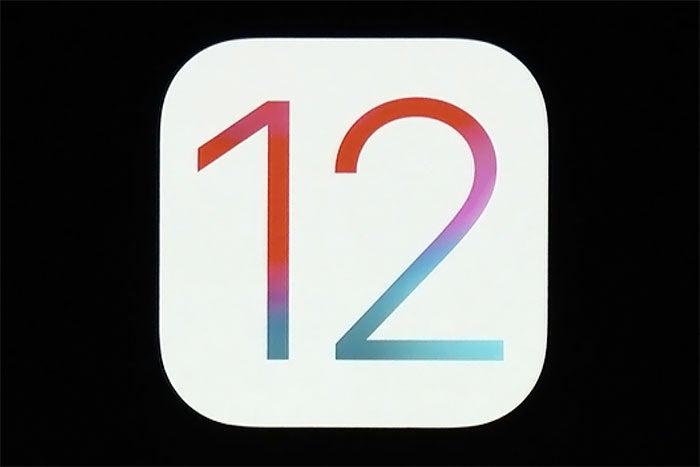 ios12 logo