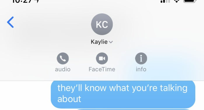 ios12 messages shortcuts