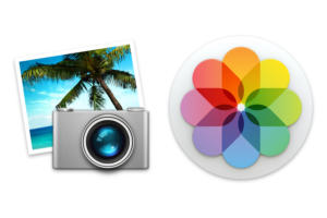 iphoto photos mac icons