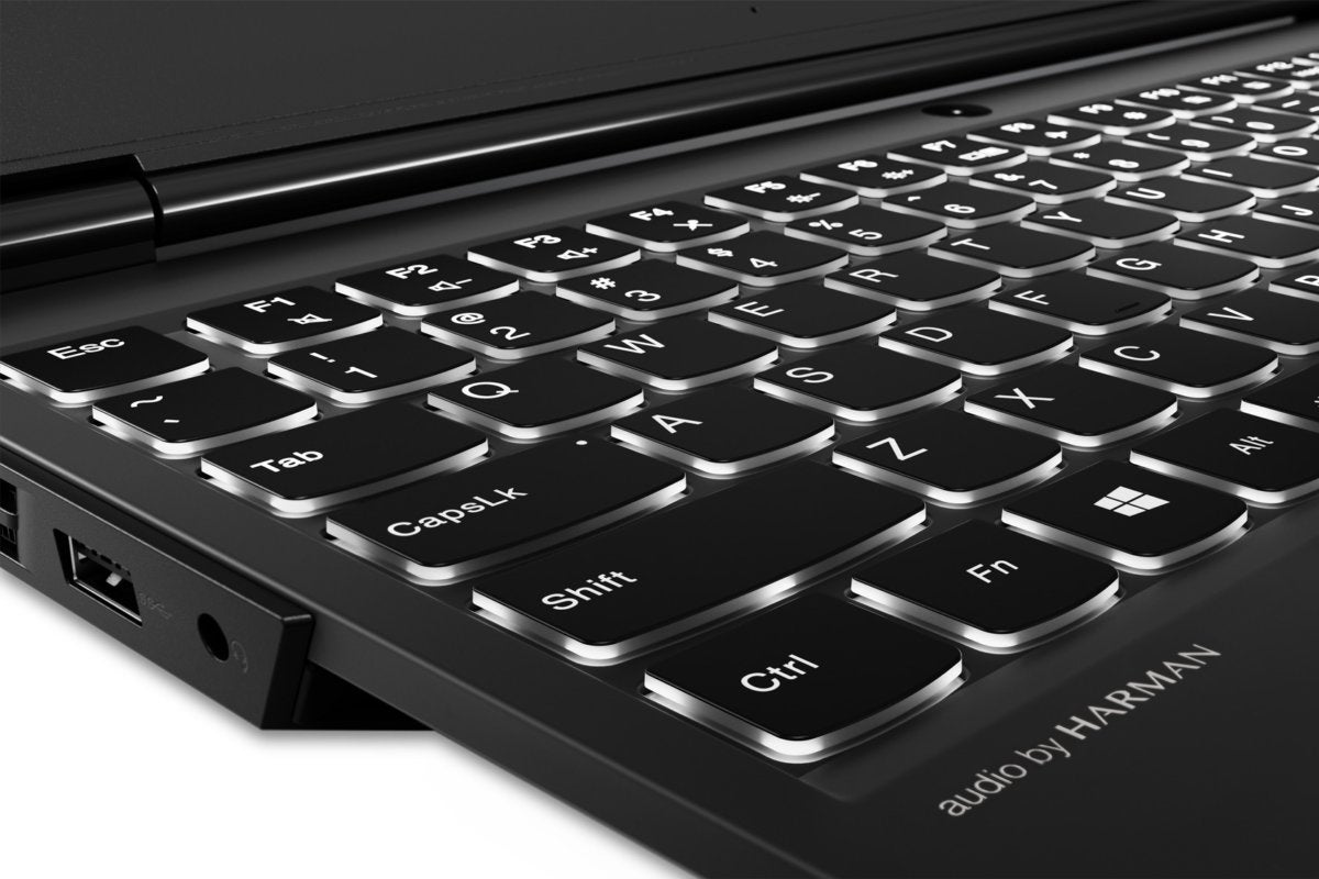 lenovo legion y530 laptop keyboard  detail