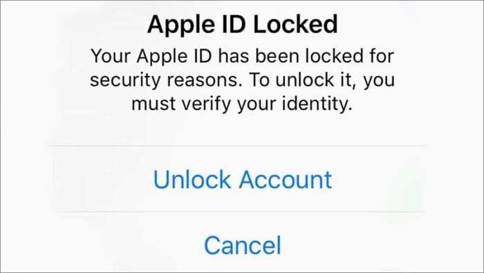 mac911 apple id locked