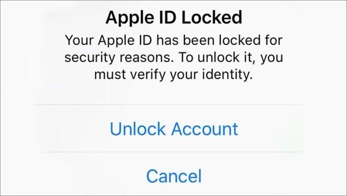 mac911 apple id locked