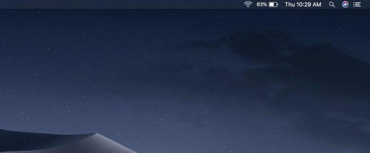 macos mojave dynamic desktop dark mode
