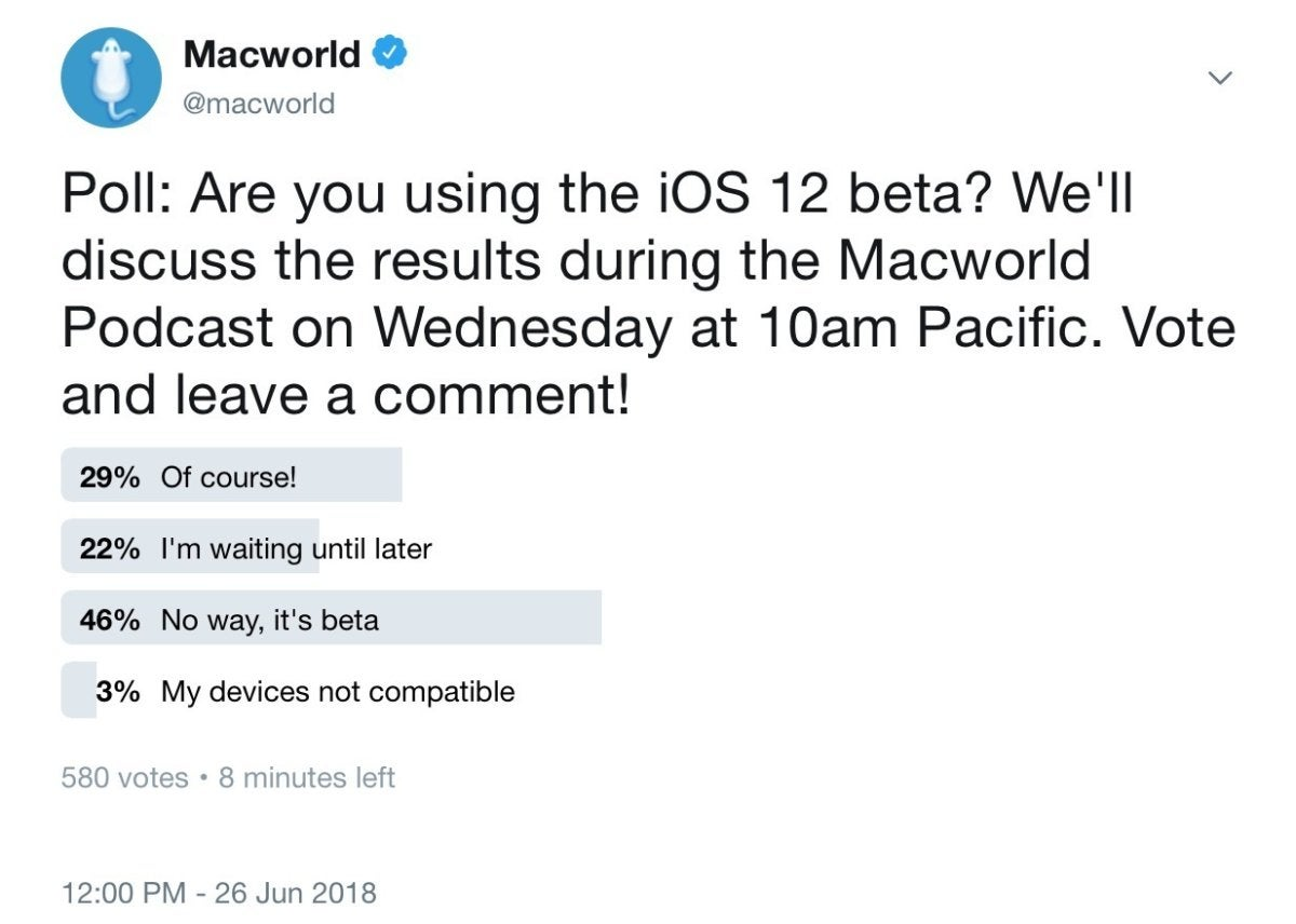macworld podcast 611 poll