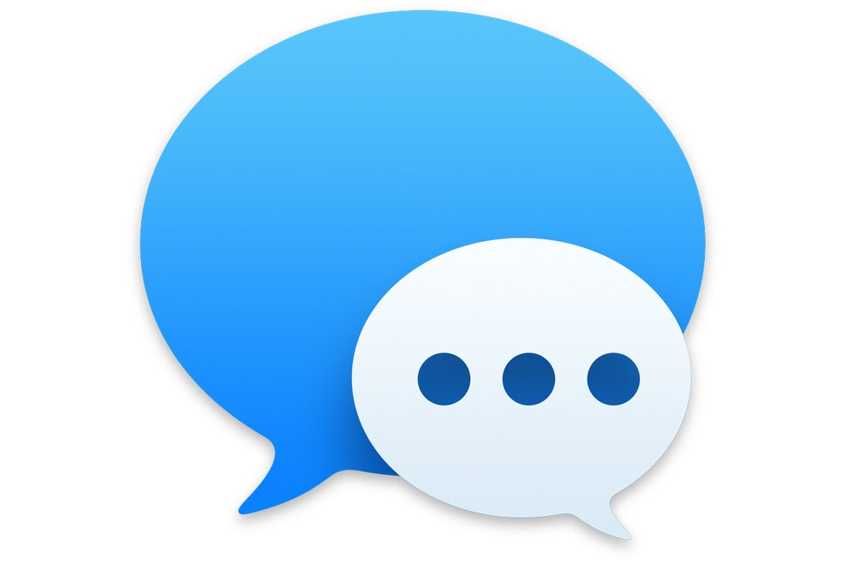 how to connect messages on mac