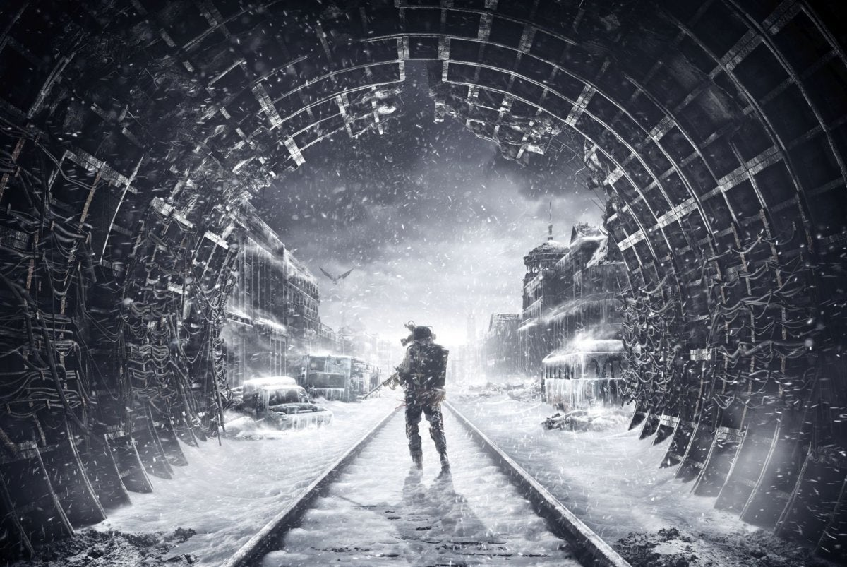 Atmospheric shooter Metro 2033 is free on Steam to get you