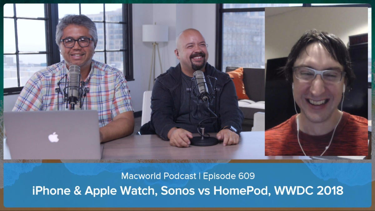 Macworld Podcast 609
