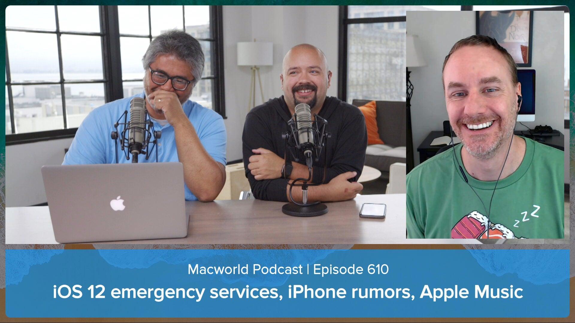 Macworld Podcast 610