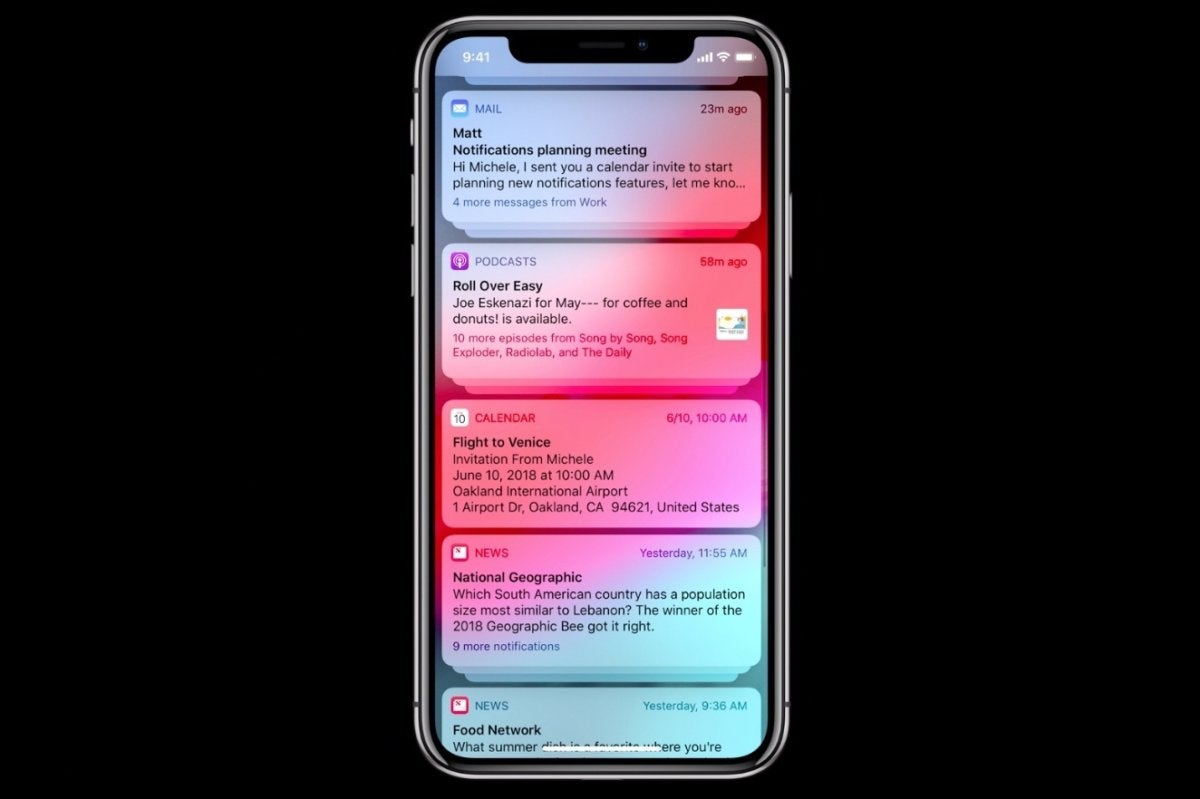 iOS 12: How to customize grouped notifications | Macworld