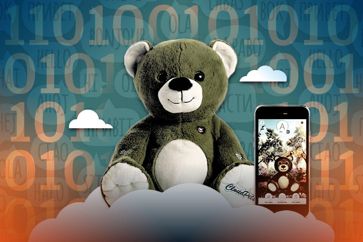 Network World: IoT Hacks [slide-03] > Child\'s Play > CloudPets