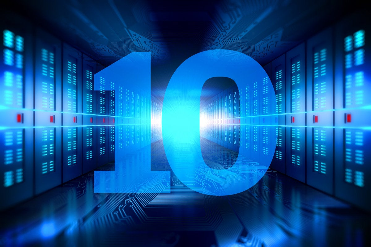 01 >> 10 Of The World S Fastest Supercomputers Network World