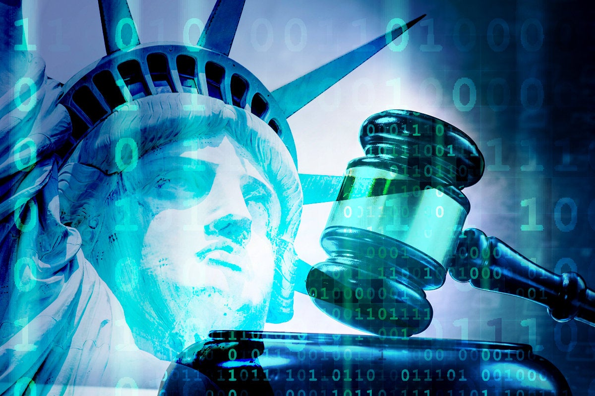 nycrr cybersecurity gavel regulation compliance law nyc statue of liberty
