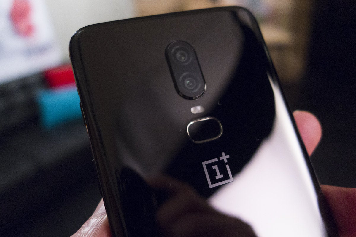 oneplus 6 back