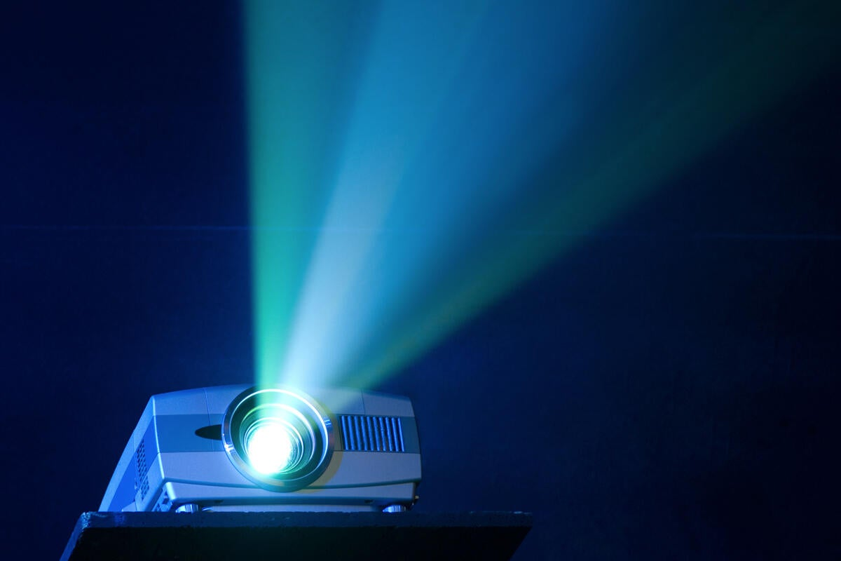 IT buyer's guide to business projectors