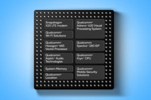 qualcomm snapdragon 850 primary