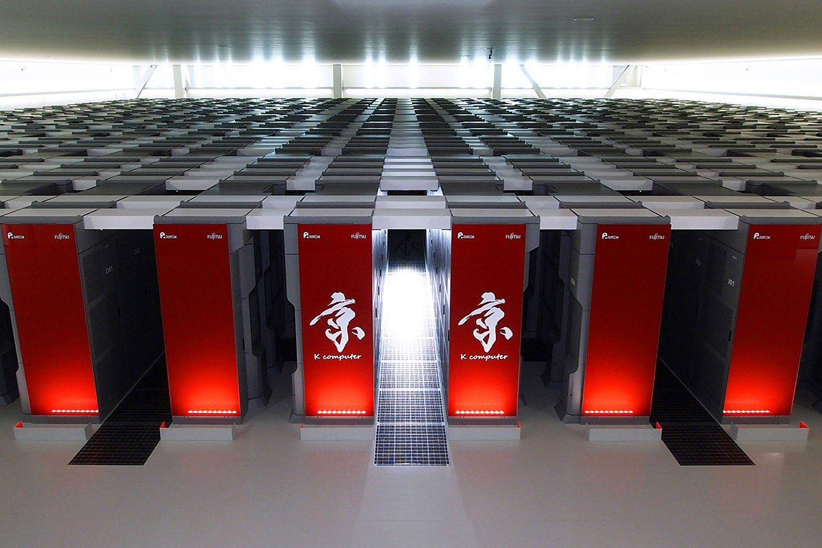 Fujitsu completes design of exascale supercomputer, post-K supercomputer