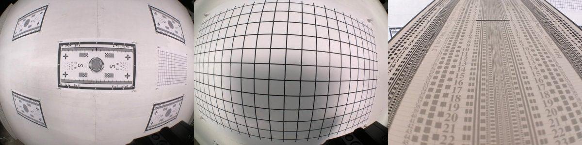 Sandmarc Fisheye Lens Tests