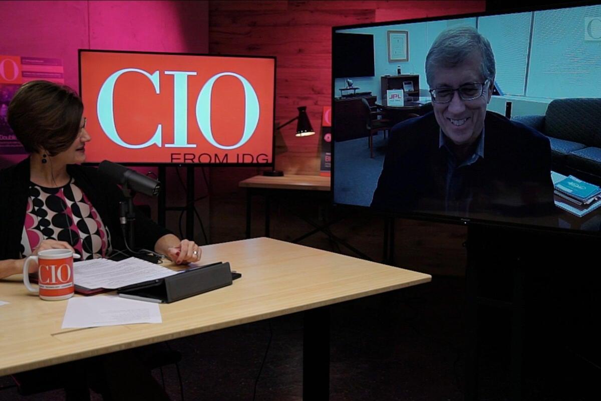 CIO Leadership Live with James Rinaldi of NASA's Jet Propulsion Lab   Ep 11