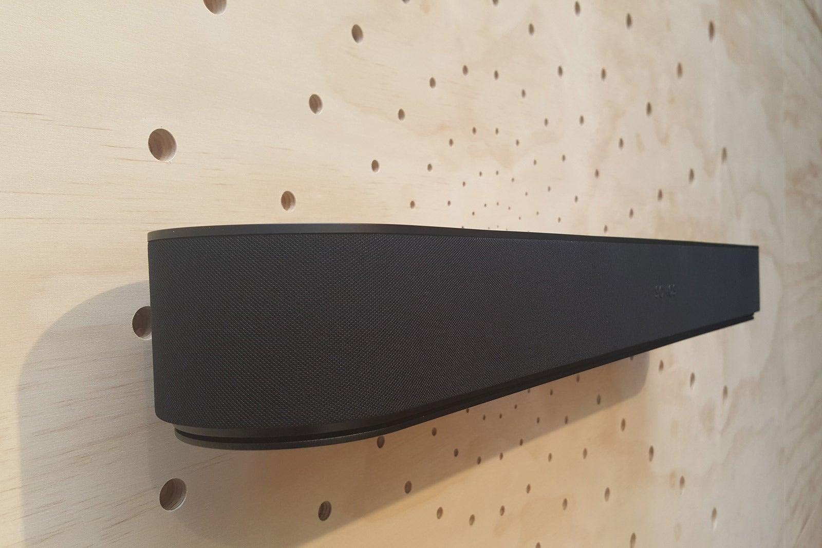 The Sonos Beam Smart Soundbar Will Support Amazon S Alexa