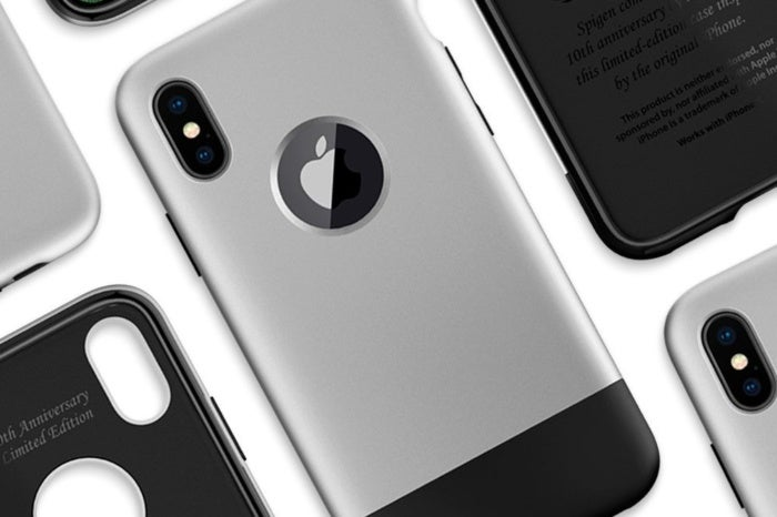 size 40 8f66d e40a3 Spigen's Classic One iPhone X case is selling for $16 on Amazon ...