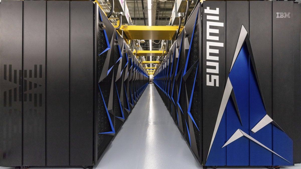 summit supercomputer 5