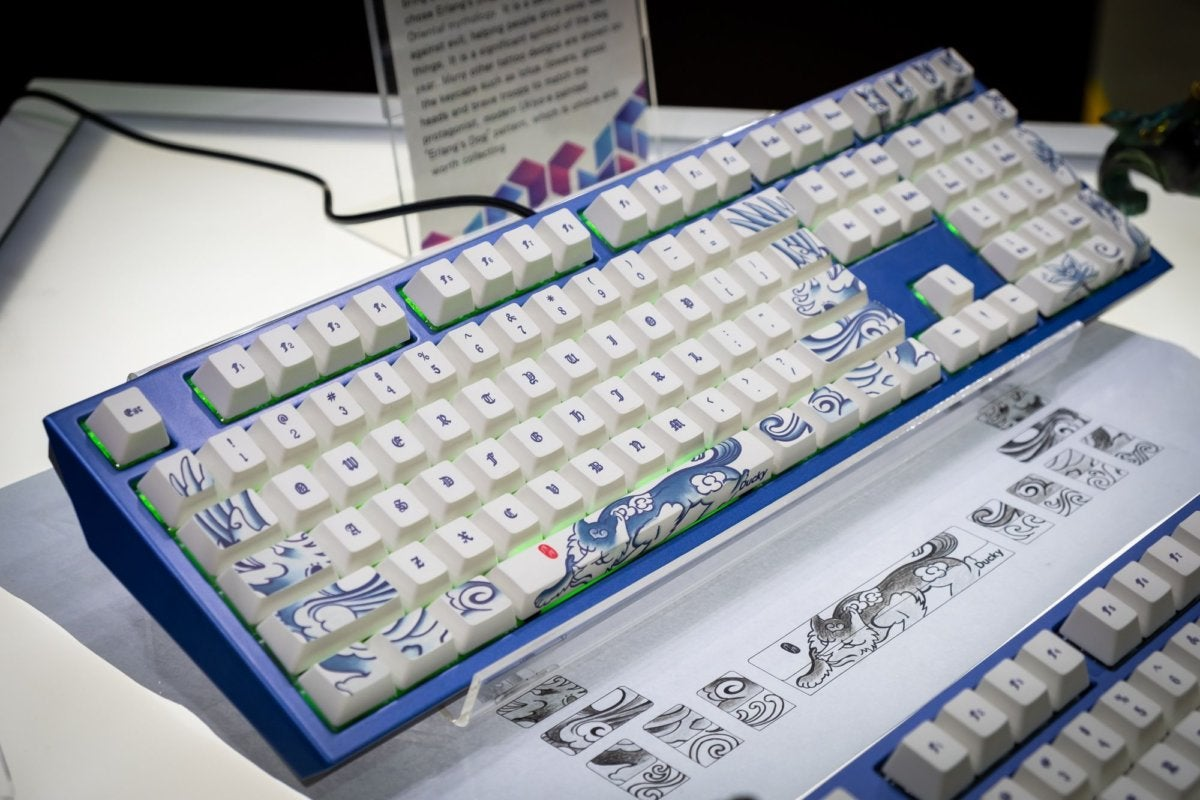 tatooist keyboard