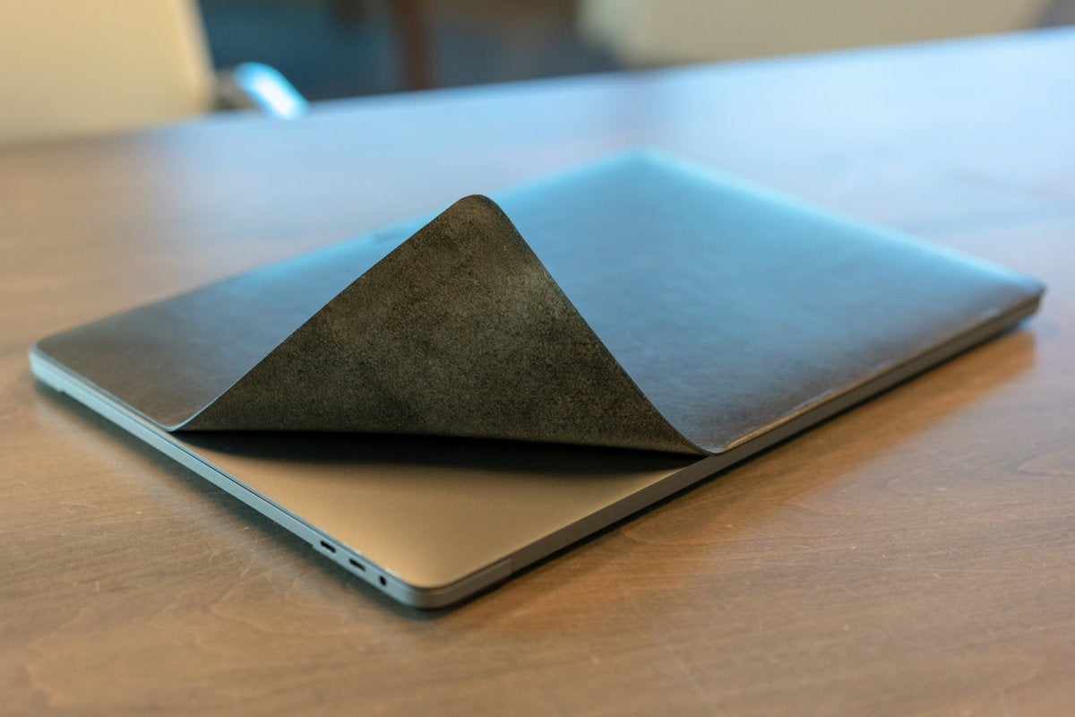Toast Leather Cover