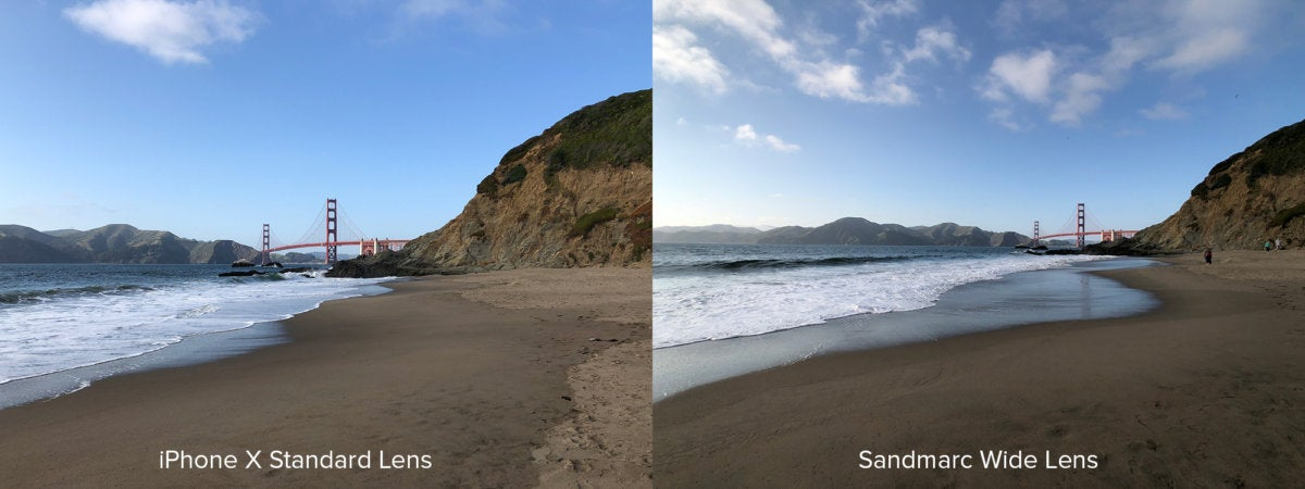 Sandmarc Wide Comparison
