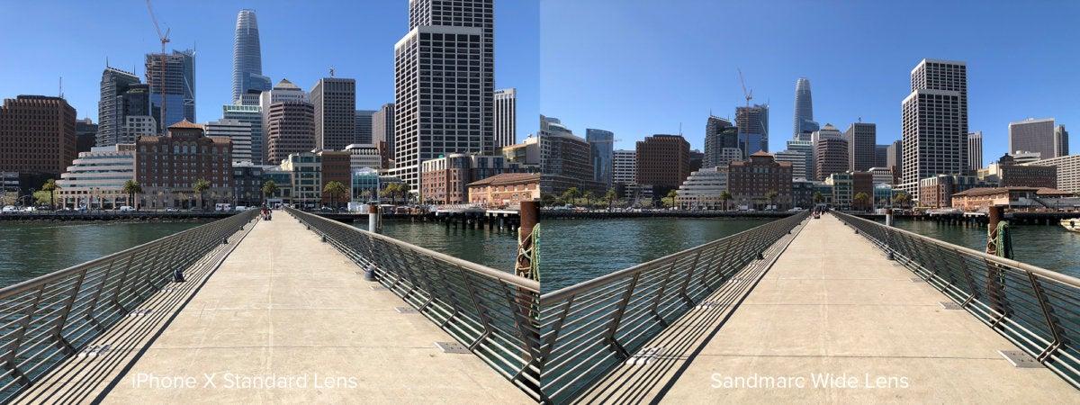 Sandmarc San Francisco Wide Comparison